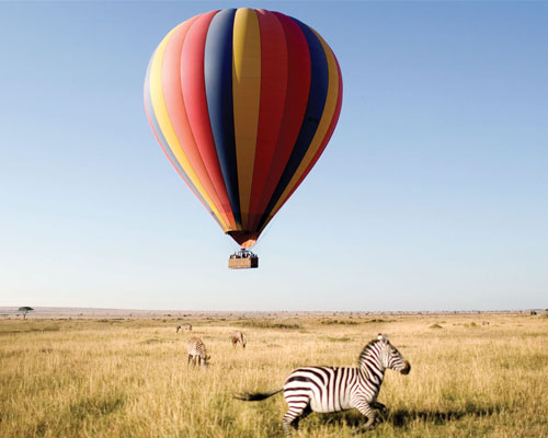 Balloon Serengeti